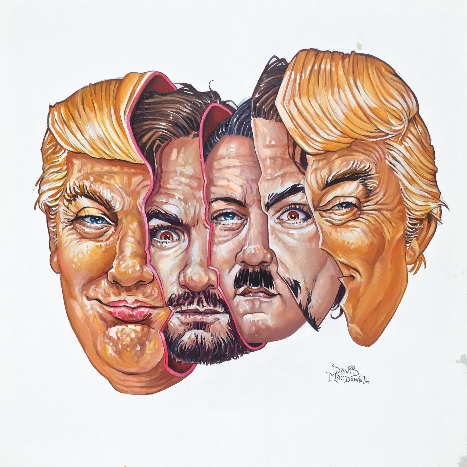 I Want You Inside Me by Dave MacDowell