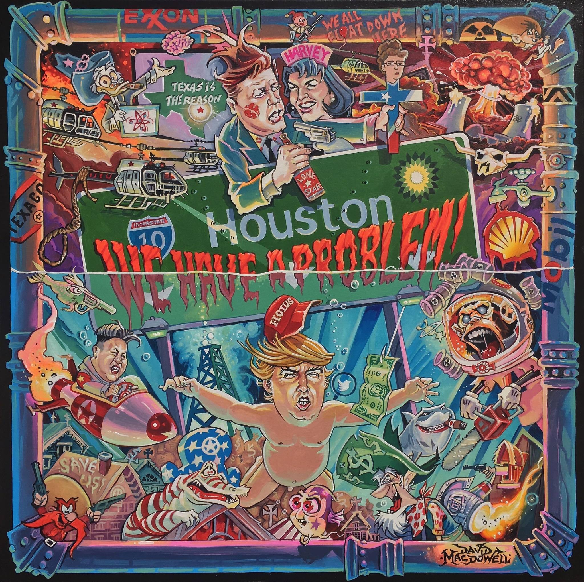 Houston We Have A Problem!
