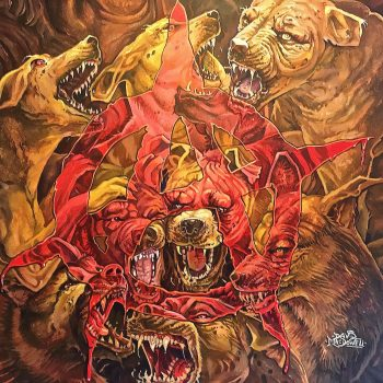 WAR DOGS by Dave MacDowell