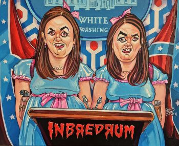 White Washing by Dave MacDowell