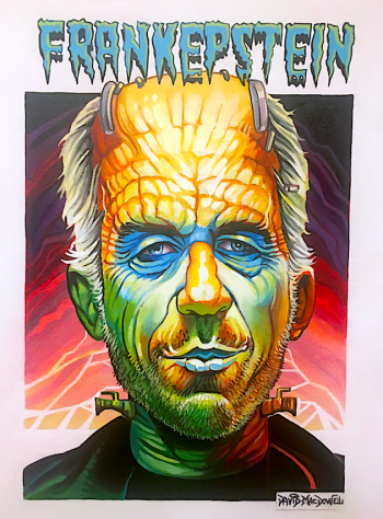 Frankepstein by Dave MacDowell